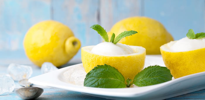 lemon-sorbet top