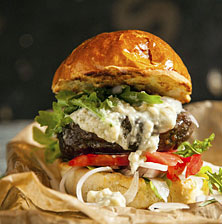 BURGER ME BLUE CHEESE MAYO BRAVA